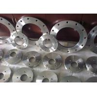 Uns S31803 S32750 Duplex 2205 Flanges , Raised Face Inox Flange For Pipes for sale