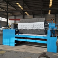 China High speed 7000pcs per hour pulp egg tray machine production line on sale