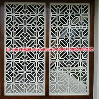 good price laser cut screen fence Manufactures
