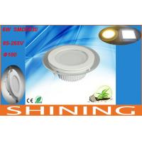 Buy cheap 6W Accent Lighting 600Lm 90 CRI COB LED Downlight 220V 50Hz / 60Hz from wholesalers