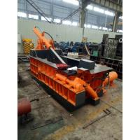 Octagonal Bale 22kw Steel Press Machine Electronic Control Operation Manufactures