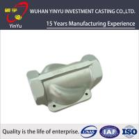 1g-10kg Lost Wax Investment Casting Components , Custom Casting Parts Sand Blasting Finish Manufactures