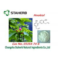 Buy cheap Magnolia bark Pure Natural Plant Extracts for magnolol powder and honokiol powder from wholesalers
