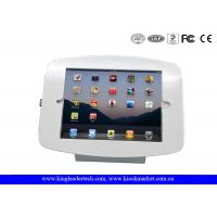 Cold Rolled Steel Ipad Kiosk Enclosure For Ipad Mini With Wall Mount & Desktop Locking Manufactures
