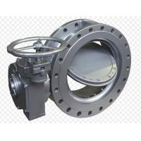 High Performance Eccentric Butterfly Valve , Metal Seated Butterfly Valve Manufactures
