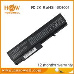 Battery for HP Compaq 6530B 6535B 6730B 6735B Manufactures