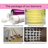 package of our banner