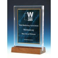 Buy cheap engraved acrylic awards from wholesalers
