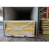 China SINOTRUK Insulated CKD Panels For Making Refrigerated Delivery Truck Cargo Body on sale