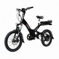 Mountain E-bike/Sports E-bike/Cruiser Electric Bicycle with 26-inch Wheel and 350W Motor