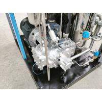 China Food industry use 30hp Oil Free screw air compressor on sale