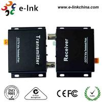 4ch Passive Cctv UTP Video Power Balun With One Transmitter / Receiver Manufactures