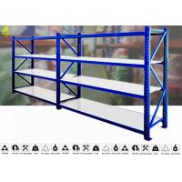 Multi Layer Heavy Duty Steel Racks With Cold Rolled Steel Sheet Material Manufactures