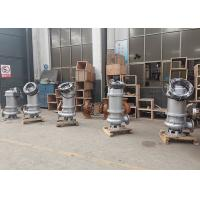 China 200m3/H 22m Cutter Submersible Sewage Pump 30kw 40hp Ss304 Material on sale
