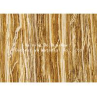 Woods Foil Wallpaper Feeling Wood Grain Film Manufactures