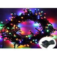 Holiday Decorative Solar Powered LED String Lights For Outside Patio 12*6.5*25CM Manufactures