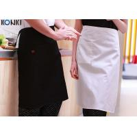 Custom Cooking Aprons For Women With Pockets , Cotton Twill Fabric Aprons Cute Womens Aprons Manufactures