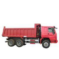 HOWO Dump Truck/Tipper with 6*4 Driving Type Manufactures