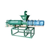Extended Cattle Manure / Poultry Dung Separating Machine Φ200mm Sieve Diameter Manufactures