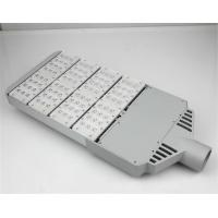 SGS Commercial Exterior LED Lights 6063# Gray Silver Color Anodized / Polished / Power Coating Manufactures