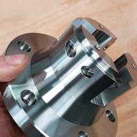Automatic Component CNC Custom Machining , High Precision Machining Part Natural Finish Manufactures