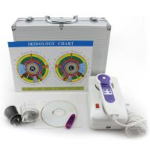 Portable Purple White Digital Eye Iriscope Iridology Camera 5MP Manufactures