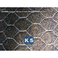 Woven Wire Gabion Mesh Fence Galvanized Protecting Gabion Fence Net Manufactures