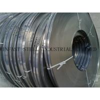 China 304 Full Hard Stainless Steel Metal Strips 0.2mm - 0.6mm Cold Rolling on sale