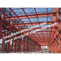 Metal Roofing Industrial Steel Buildings With Doors And Windows On The Wall Manufactures
