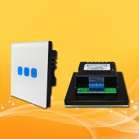 Linkage Function Full Smart Home System / Wifi Smart Dimmable Light Switch Manufactures
