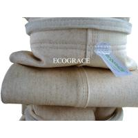 Polyester Needled Felt Nomex Filter Bags / Baghouse Dust Collectors Manufactures