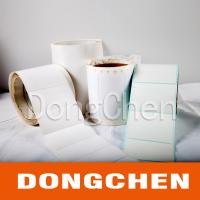 2013 High quality eco,protecred /thermal paper label/synthetic paper Manufactures