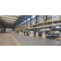 WJ300-2500-5ply corrugated cardboard production line From China Hebei Dpack Manufactures