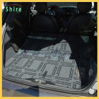 Anti - Puncture Clear Automobile Carpet PE Protective Film For Easy Clean Manufactures