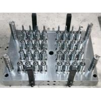 32 Cavity Hot Runner Precision Injection Mould , Needle Valve Pet Perform Mold Manufactures