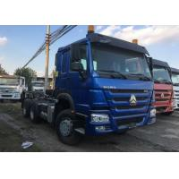 Buy cheap HOWO 76 Cabin Prime Mover Truck Manual Transmission D12.42 420HP Engine from wholesalers