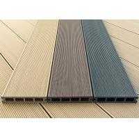 China WPC - Wood Plastic Composite Eco-friendly Anti-UV Hollow Decking Board on sale