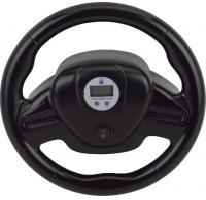 Smart Digital tire shape car Vehicle air compressor Steering Wheel 12V Plastic Manufactures
