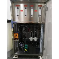 Quality Continuous Ionizing Hypochlorous Acid Generator With 100PPM Concentration for sale