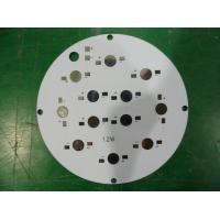 Round SMD LED Bulb PCB Circuit Board High Power LED Printed Circuit Board Manufactures