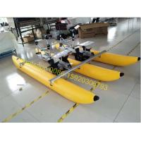 new products water bike water bicycle inflatable for sale Manufactures