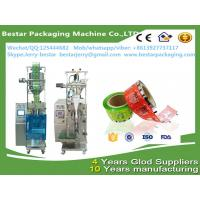 OEM grevure printing customized packaging for soap liquid with bestar packaging machine Manufactures