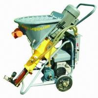 Multipurpose Spraying and Mixing Machine with 50L Bucket Capacity and 4kW Motor Power Manufactures