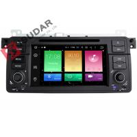 Iphone & Android Mirror Link BMW DVD GPS Navigation For E46/M3/MG/ZT 5Ghz Processor Manufactures