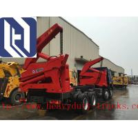 XCMG Brand Truck Crane , Telescope Boom Crane Model XCT35 Max.Loading , Operating Weight 35t , Engine 213KW Manufactures
