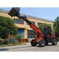 China Made in china high quality telescopic loader HQ915T with cummins engine on sale
