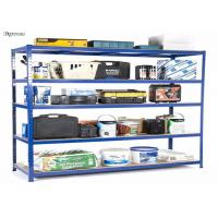 China Commercial Warehouse Shelving , Multi - Level Light Duty Pallet Racking on sale
