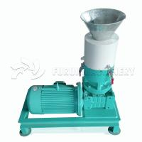 China Diesel Wood Pellet Making Machine Pellet Press Machine Large Capacity on sale