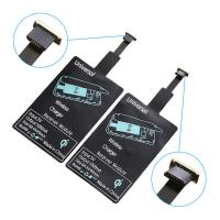 Fast Charging Ultra Slim Wireless Cell Phone Charger 5V 0.8A For Iphone And Android Manufactures