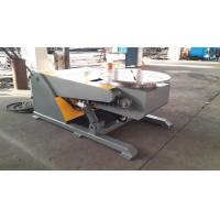 Automatic Rotary Welding Positioners With Rotating 360 Degree / 5Ton Welding Turning Table Manufactures